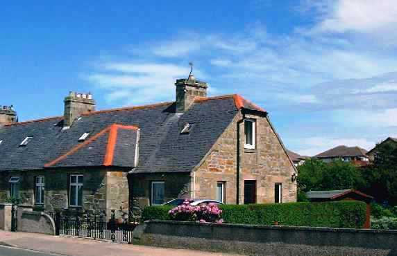 Taigh-togalach, Burghead holiday   cottage, Moray